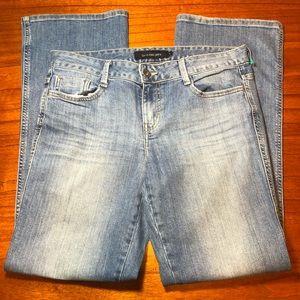 Calvin Klein ultimate boot cut jeans